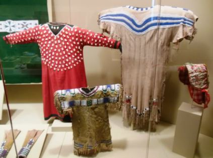 Plains Indians clothing