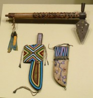Plains Indians tools & sheaths